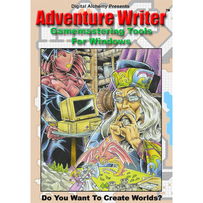 Adventure Writer - 10th Anniversary (Download)