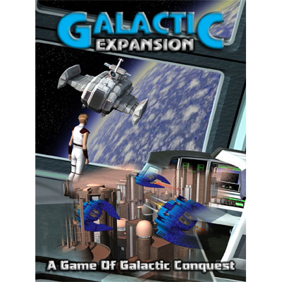 Galactic Expansion (Packaged)