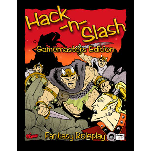 Hack-n-Slash: Gamemasters Edition (Soft Cover)